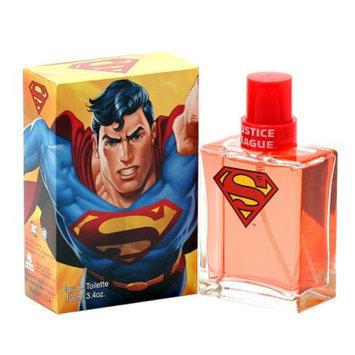 Superman Eau De Toilette Spray 3.3 Oz