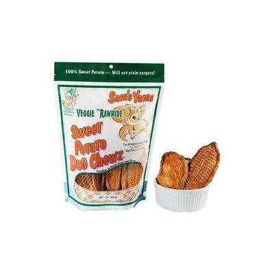 Front Porch Pets Sam's Yams Veggie Rawhide 1 lb. Bag