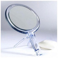 Zadro ZH06 Acrylic Hand Mirror with 1X/5x Magnification