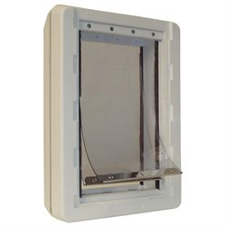 Ideal Pet Products Medium Ruff Weather Pet Door Rwm