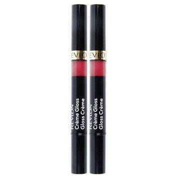 Revlon Creme Gloss Lipgloss CHERRY TART #050 (Qty. Of 2)DISCONTINUED