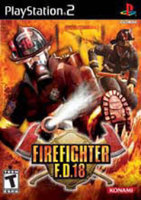 Konami FireFighter F.D.18