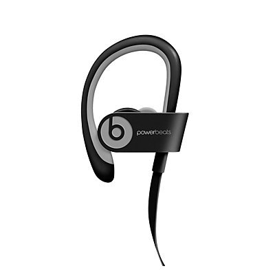Beats Powerbeats2 In-Ear Headphones - Black Sport