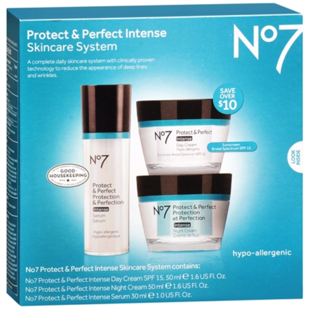 Boots No7 Protect & Perfect Intense Kit