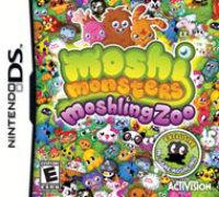 Activision Moshi Monsters: Moshling Zoo