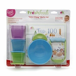 NUK Fresh Foods by Annabel Karmel Make it Easy Starter Set