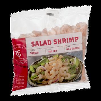 Tastee Choice Salad Shrimp