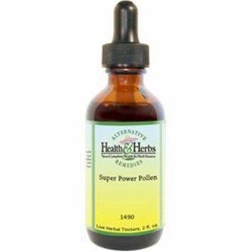 Alternative Health & Herbs Remedies Super Power Pollen 2 Ounces (Pack of 2)