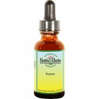 Alternative Health & Herbs Remedies Fevers, 1-Ounce Bottle (Pack of 2)