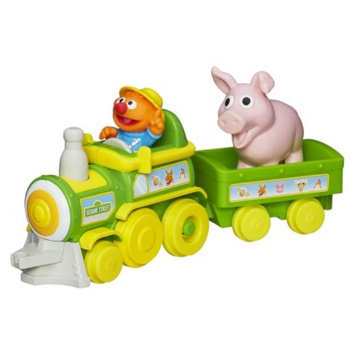 Playskool Sesame Street Ernie Farm Train