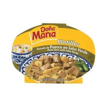 Dona Maria Pork Stew With Salsa Verde, 10-ounces (Pack of6)