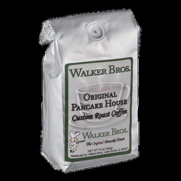 Walker Bros. Original Pancake House Custom Roast Ground Coffee