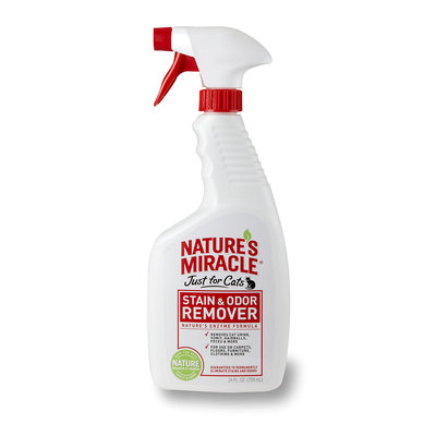 tures Miracle Nature's Miracle JFC Stain & Odor Remover