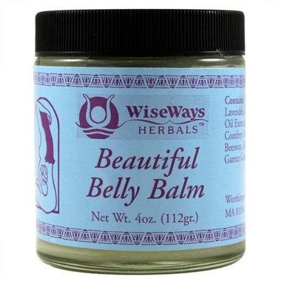 Wise Ways Herbals WiseWays Herbals Beautiful Belly Balm -- 4 oz
