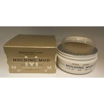 Sebastian Molding Mud Sculpting Fiber Cream 4.4 oz