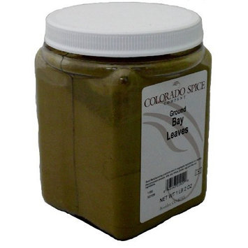 Colorado Spice Bay Leaves, Ground, 18-Ounce Jars (Pack of 2)