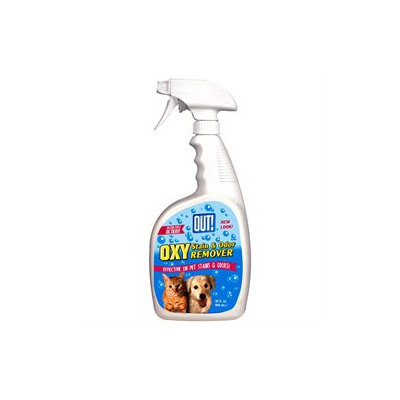 OUT! Oxy Pet Stain And Odor Remover
