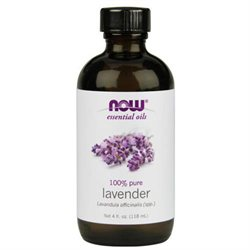 NOW Foods - Lavender Oil - 4 oz.
