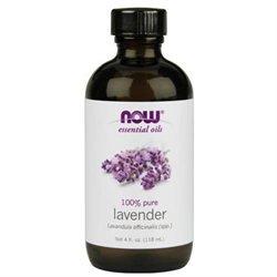 NOW Foods - Lavender Oil - 4 oz.