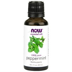 NOW Foods - Peppermint Oil - 1 oz.
