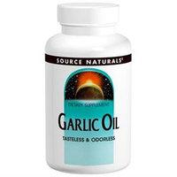 Source Naturals Garlic Oil - 500 mg - 250 Softgels