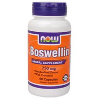 NOW Foods - Boswellin Extract 250 mg. - 60 Vegetarian Capsules