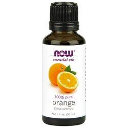 NOW Foods - Orange Oil - 1 oz.