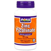 NOW Foods - Zinc Picolinate 50 mg. - 120 Capsules