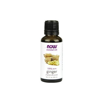 NOW Foods - Ginger Oil - 1 oz.