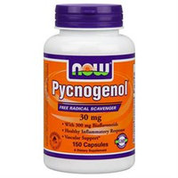 NOW Foods Pycnogenol 30 mg Caps