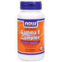 NOW Foods - Advanced Gamma E - 60 Softgels