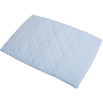 Graco Pack 'n Play Quilted Sheet, Light Blue
