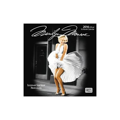 Marilyn Monroe Mini Wall Calendar by BrownTrout