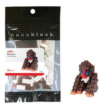 Nanoblock Baboon