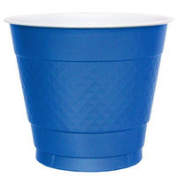 Hanna K Signature Hanna K. Signature 82280 9 Oz. Blue Plastic Cup - 600 Per Case