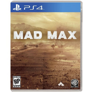 Warner Brothers Mad Max (PlayStation 4)