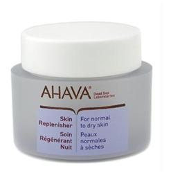 AHAVA Skin Replenisher, For Normal to Dry Skin