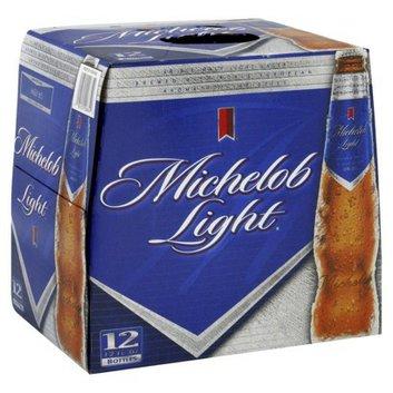 Michelob Light Beer Bottles 12 oz