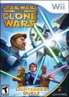 LucasArts Star Wars Clone Wars: Lightsaber Duel