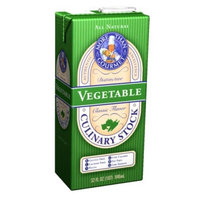 More Than Gourmet Vegetable Culinary Stock, 32-Ounce Units (Pack of 6)