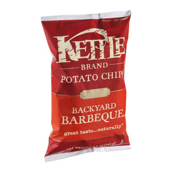Kettle Potato Chips Backyard Barbeque