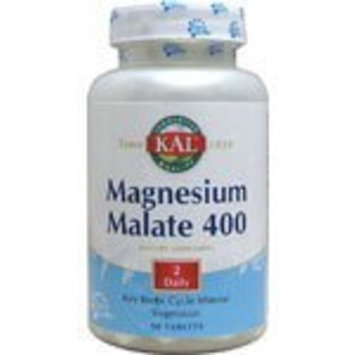 Kal - Magnesium Malate 400 - 90 Tablets