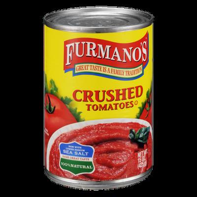 Furmano's Crushed Tomatoes