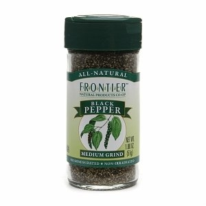 Frontier Natural Products Co-Op Black Pepper