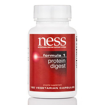 Ness Enzyme's Protein Digest #1 180 caps by Ness Enzymes