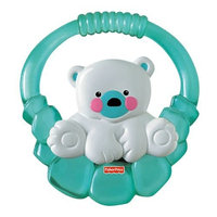 Fisher-Price Precious Planet Polar Bear Teether (Discontinued by Manufacturer)
