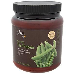 Plnt Pea Protein