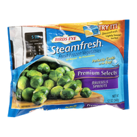 Birds Eye Steamfresh Premium Selects Brussels Sprouts