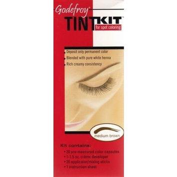 204 Godefroy Color Tint Kit Medium Brown