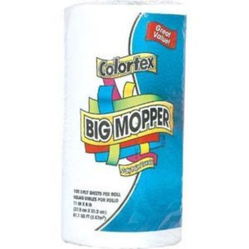 Dollar Days Paper Towel 100Ct 2Ply (Pack of 24)